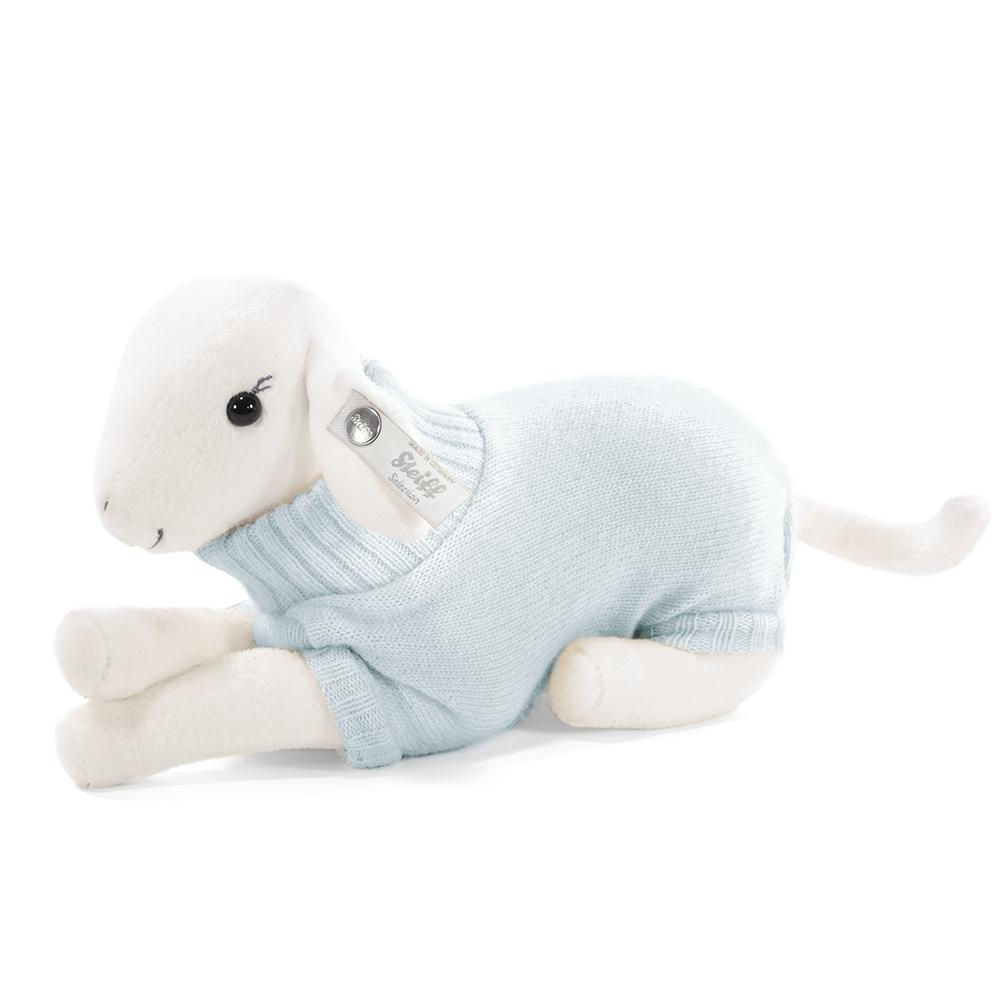 STEIFF泰迪熊 - 嬰幼兒玩偶 Lamb 18cm (頂級精品)
