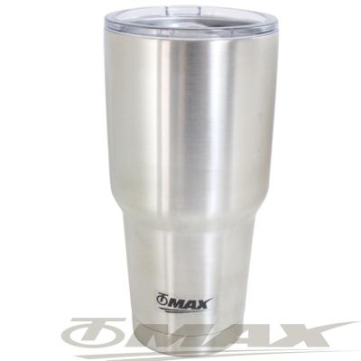 omax雙層304不銹鋼超大保冰保溫酷冰杯-2入茶包袋170入2包裝