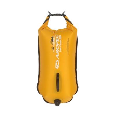 AROPEC Tow Floats Plus+ 雙氣囊游泳浮球 黃色