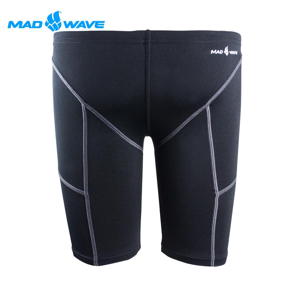 俄羅斯 邁俄威 兒童及膝泳褲 MADWAVE Jammer Junior