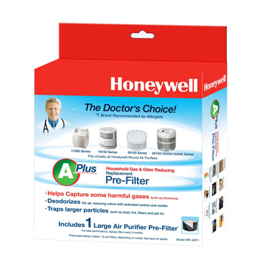 Honeywell CZ除臭濾網 HRF-APP1 @ Y!購物