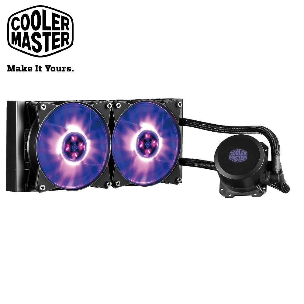 Cooler Master MasterLiquid ML240L RGB 水冷散熱器