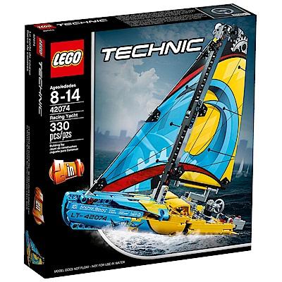 2018 樂高LEGO 科技系列 - LT42074  賽艇