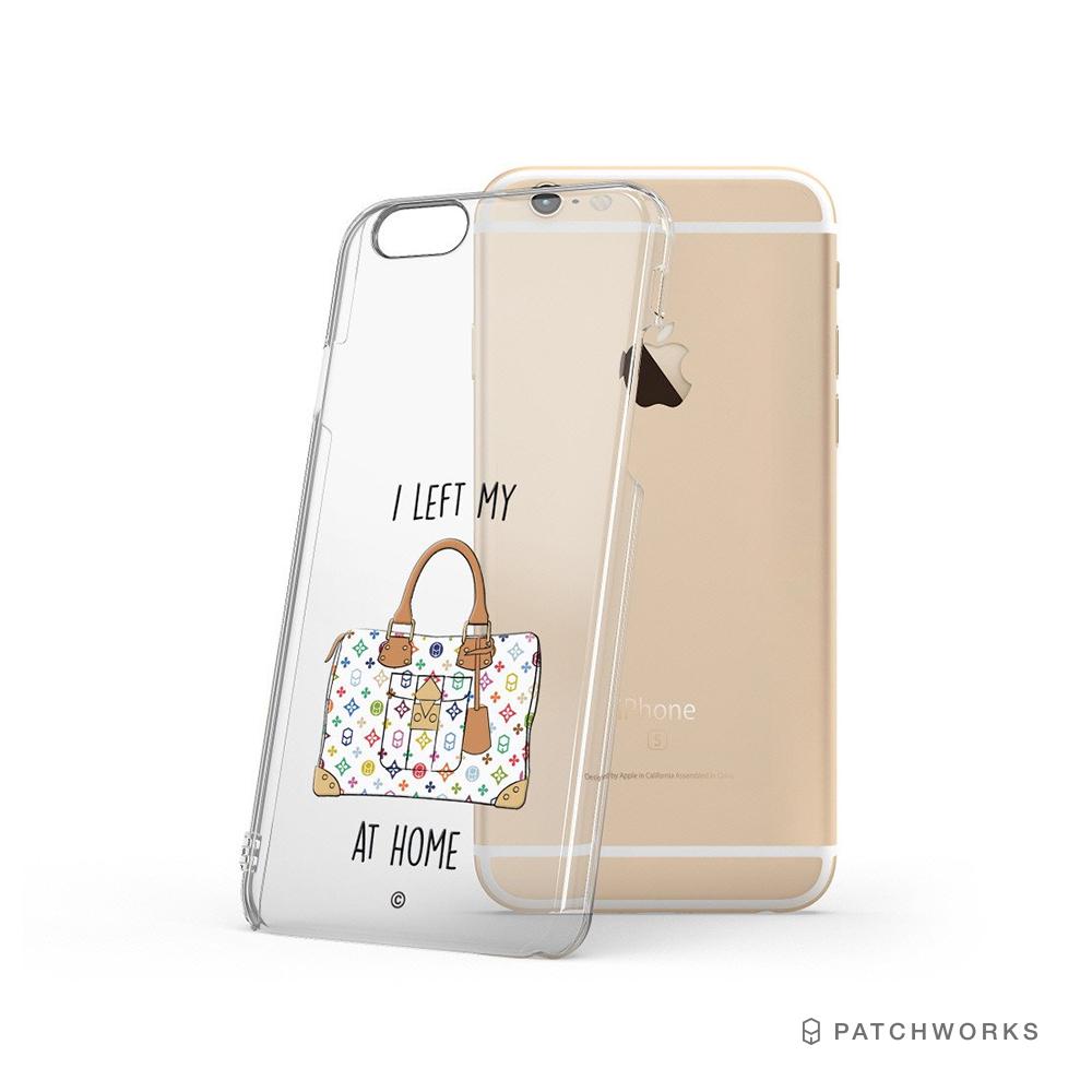 Patchworks 文創設計x名牌包款 iPhone6/6s Plus手機保護殼