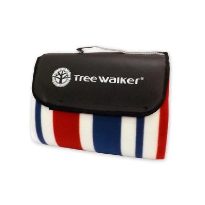 Tree Walker 方款手提式時尚植絨露營墊 124003-5