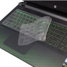 EZstick HP 15-ay000 系列 專用 奈米銀 TPU 鍵盤膜