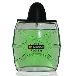 Lotto Earth 大地元素淡香水100ml 無外盒包裝