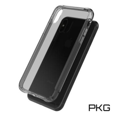 PKG Apple IPhone X 防護殼套-超透防護級