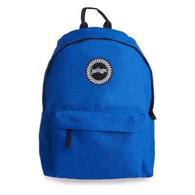 HYPE- 經典素色後背包 Royal Blue-藍色