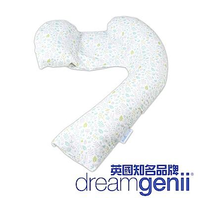 英國 Dreamgenii 多功能孕婦枕 (綠野花園)