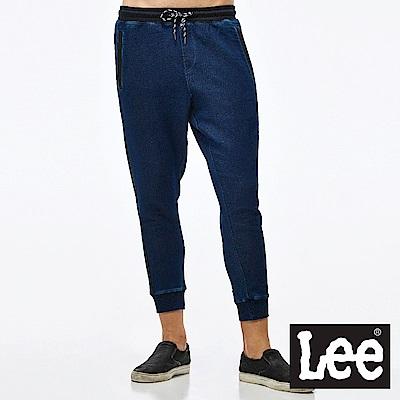 Lee 針織休閒縮口褲-男款