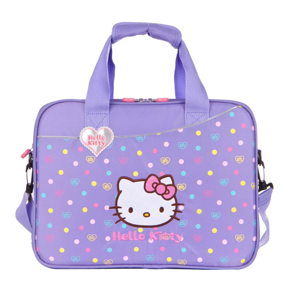 IMPACT X HELLO KITTY-輕量才藝袋-粉紫IMKT006LP