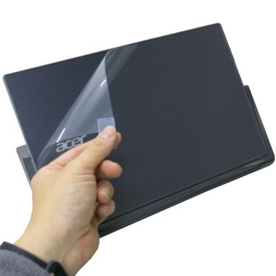 EZstick ACER Aspire R13 R7-372 專用 硬式上蓋貼+透氣機身膜
