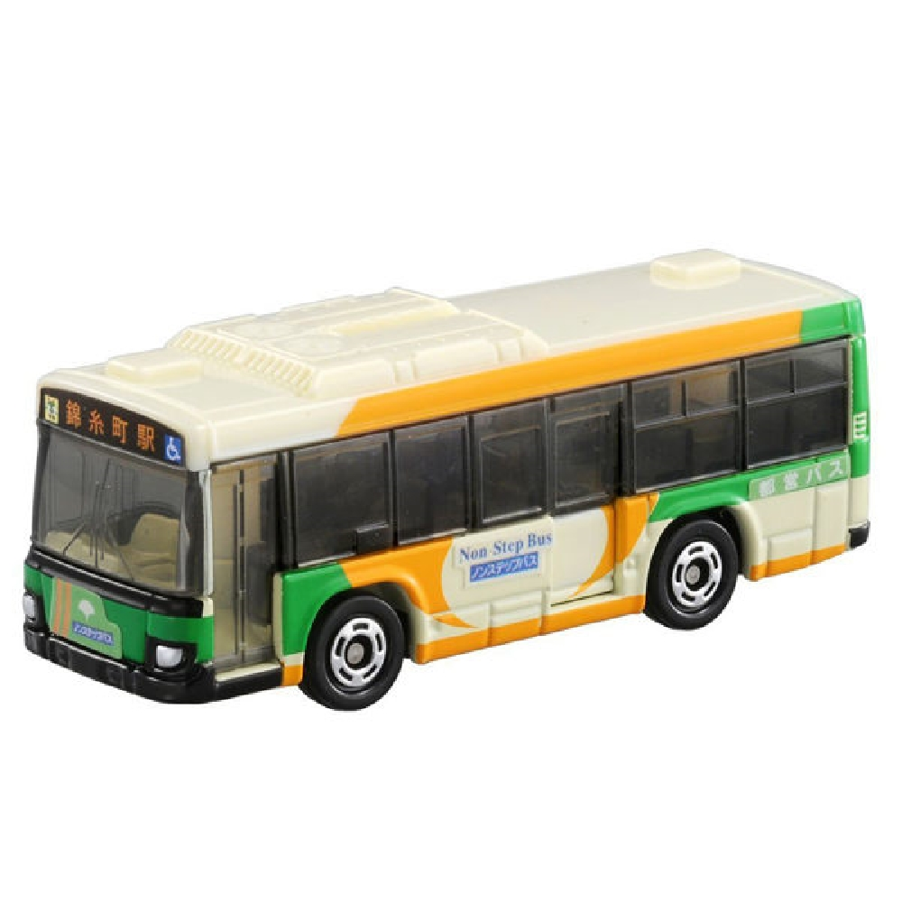 TOMICA  NO.020 ISUZU 都營巴士 TM020A4 多美小汽車