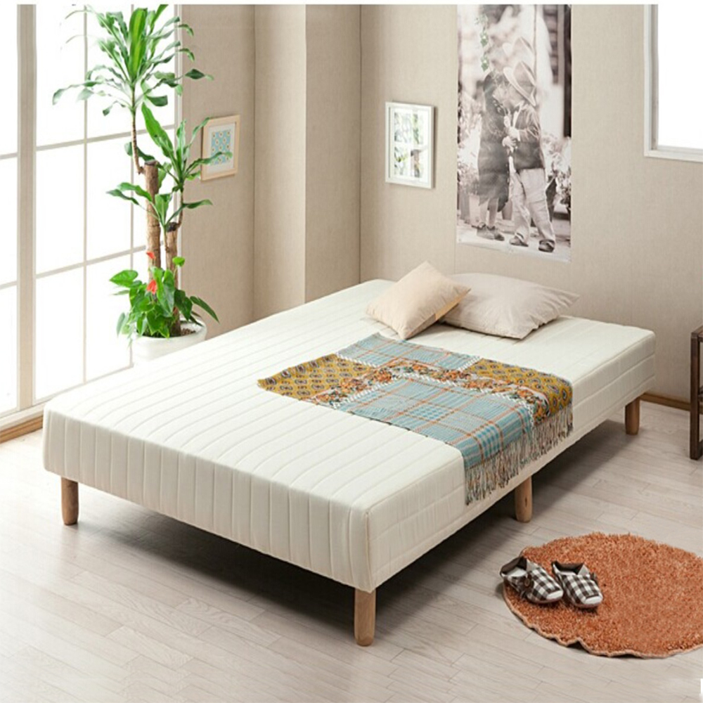 群居空間 QQ彈簧二合一懶人床-三色可選