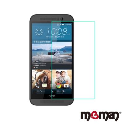 Mgman HTC M9 0.3mm 9H玻璃保護貼