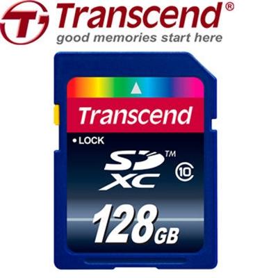 創見進階主流款 128G SDXC Class 10 記憶卡