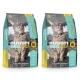 Nutram紐頓 專業理想系列 - I12 體重控制貓 雞肉豌豆 6.8kg X 2包入 product thumbnail 1