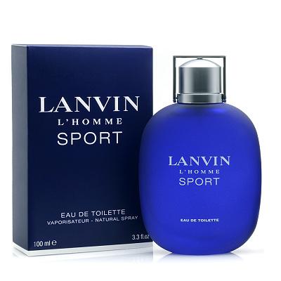 Lanvin L''Homme Sport 納達爾運動淡香水 100ml