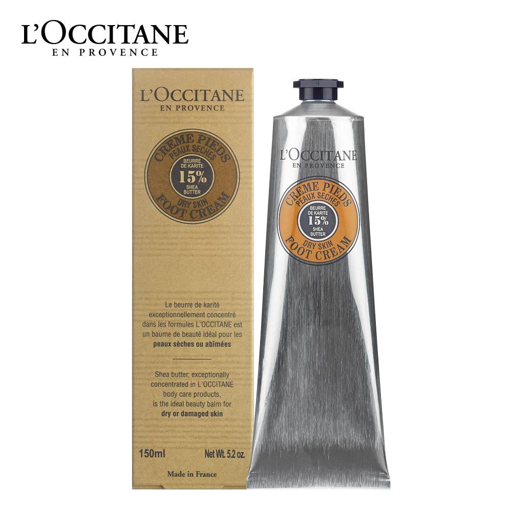 L'OCCITANE 歐舒丹 乳油木護足霜 150ml