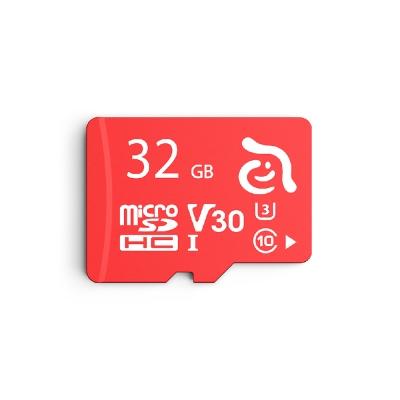 亞果元素 FLEET 4KPro microSDHC UHS-1 U3 / V30 記憶卡32G