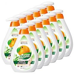橘子工坊 溫和低敏碗盤洗滌液500ml  x12瓶