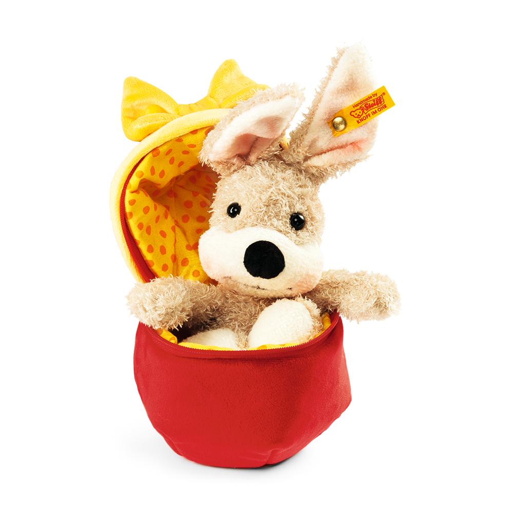 STEIFF德國金耳釦泰迪熊 - Mr. Cupcake Rabbit 兔子 (寵物樂園)