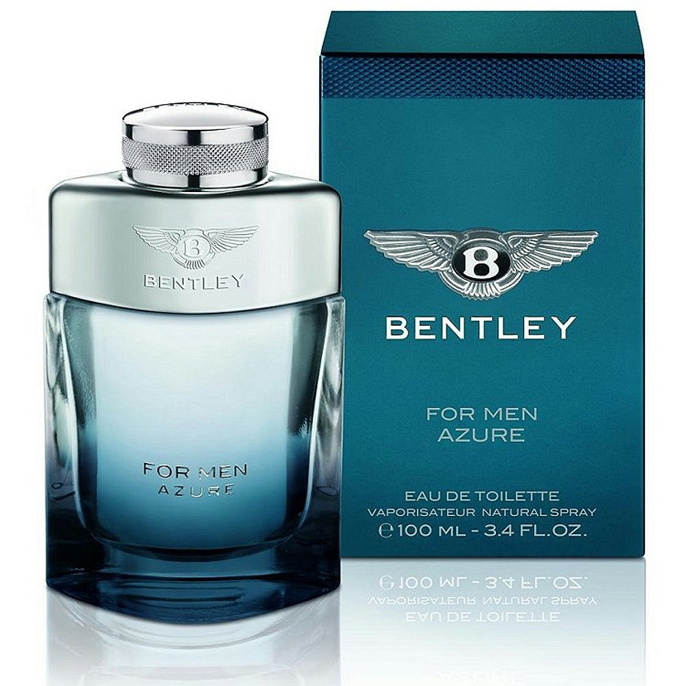 Bentley For Men Azure 賓利藍天淡香水 100ml