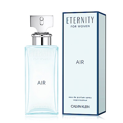 Calvin Klein CK Eternity Air 永恆純淨女性淡香精50ml
