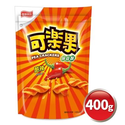 可樂果 豌豆酥-酷辣( 400 g)