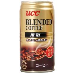 UCC BLENDED咖啡飲料(185g)