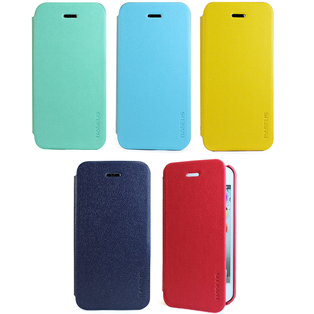 iStyle iPhone5/5S/SE 彩色泡泡皮套