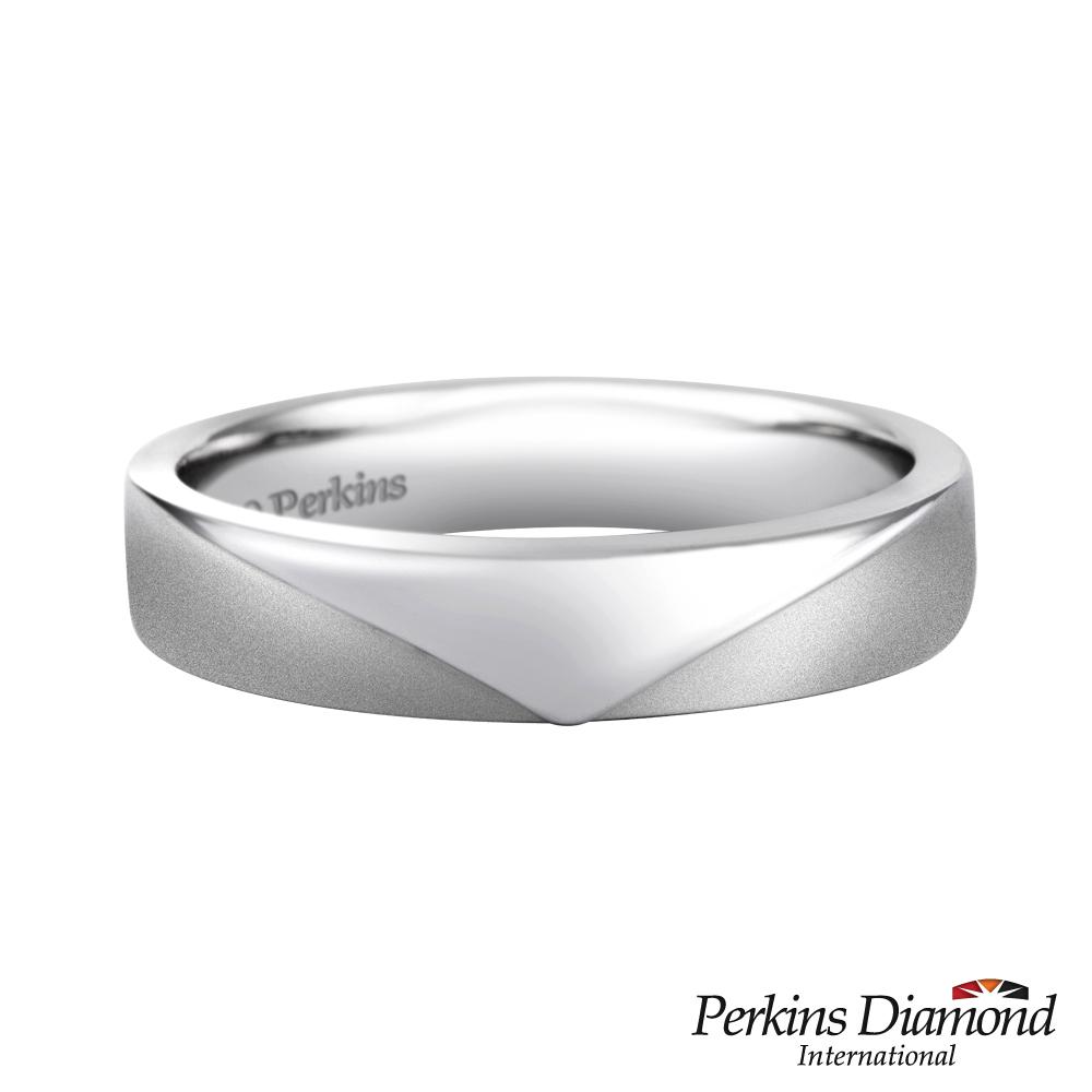 PERKINS 伯金仕 - Joseph系列男士 18K金戒指