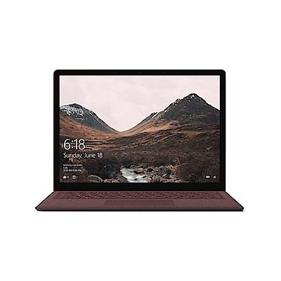 微軟 Surface Laptop 13.5吋筆電(i5/8G/256G/酒紅色)