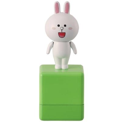 LINE滾輪印章-兔兔
