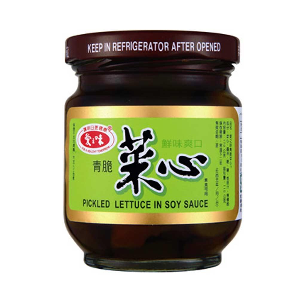 愛之味 菜心(180gx12入)