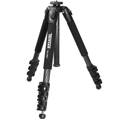 TRISTAR-TAH-284C-扳扣式碳纖維腳架