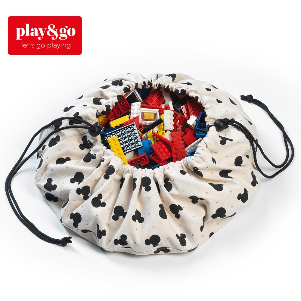 比利時 Play & Go 玩具整理袋 迪士尼限定聯名款迷你系列(共2款)