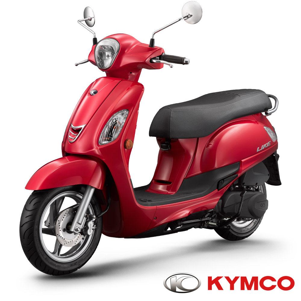 KYMCO光陽機車 LIKE 125(2017年新車) -下殺