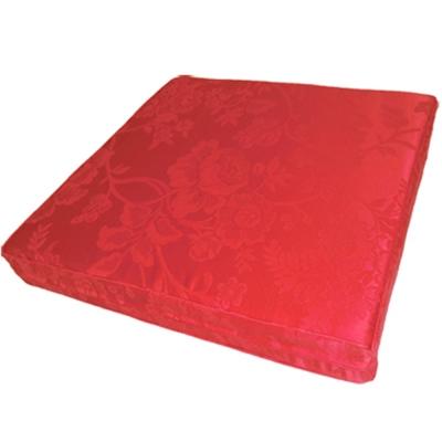 《星辰》高貴紅和風透氣墊(2入)