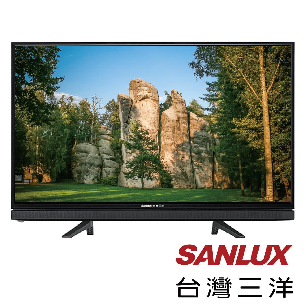 SANLUX三洋 43型 LED背光液晶電視+視訊盒 SMT-43MA3