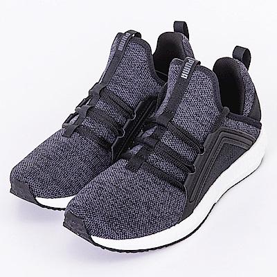 PUMA-女慢跑鞋19037301-黑
