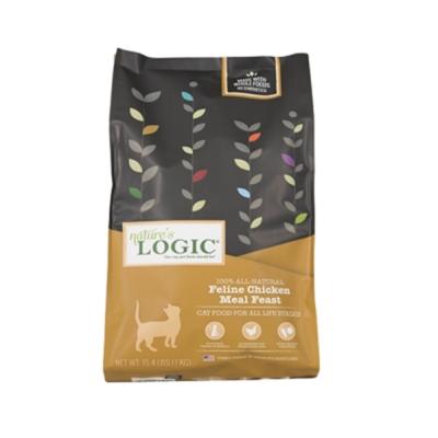 LOGIC自然邏輯天然糧《全貓種低敏雞肉》低過敏 3.3磅/包 2入