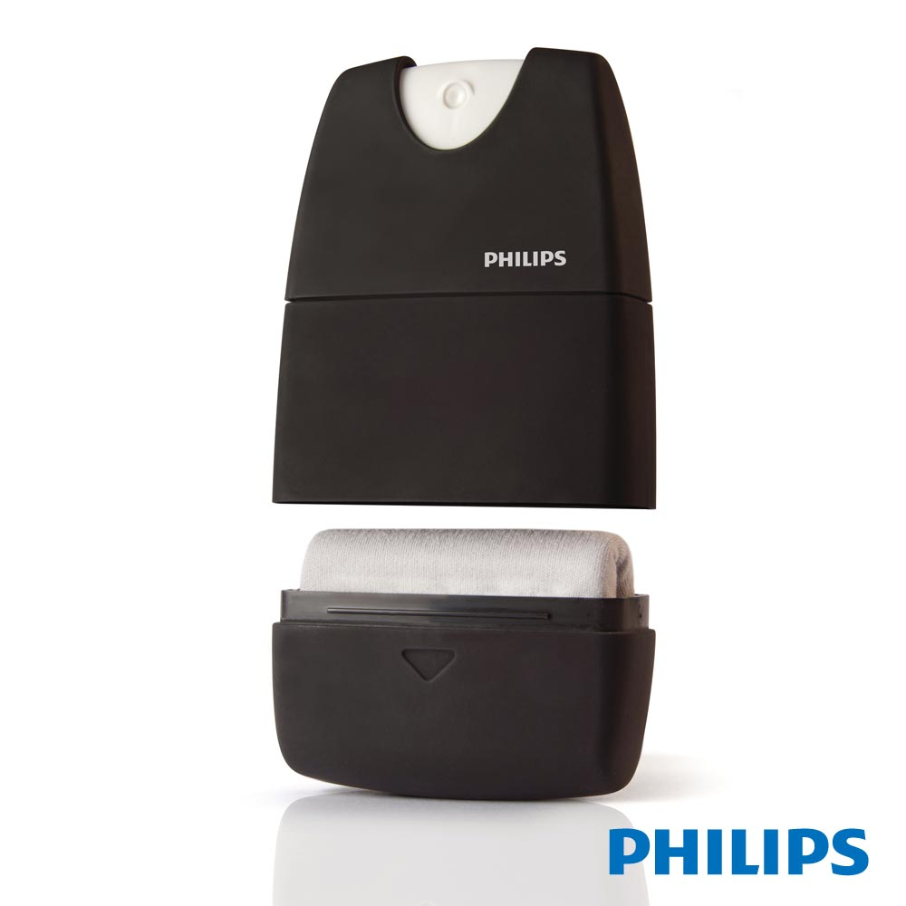 Philips SVC3250 攜帶型螢幕清潔液15ml 擦拭布