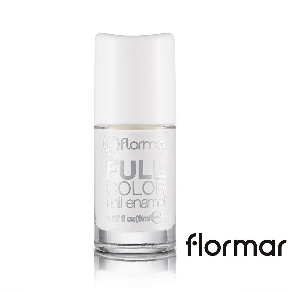 法國 Flormar - 沐浴巴黎系列玩色指甲油(FC01阿爾卑斯山告白)