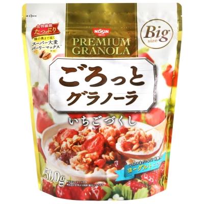 日清 綜合草莓穀片(500g)