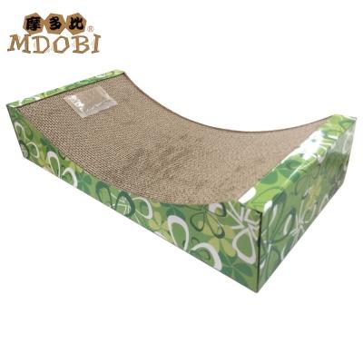 MDOBI摩多比-貓丸家 瓦楞紙 貓抓板-U型滑板