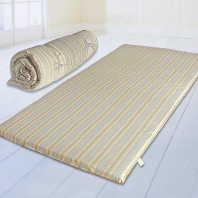 凱蕾絲帝 布套可拆可捲式澎柔單人3尺床墊(法蘭克)