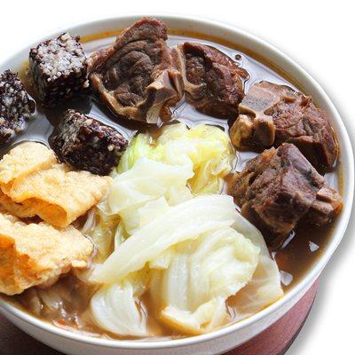 任選【老東山】紅燒羊肉鍋-獨享鍋(800g/鍋)