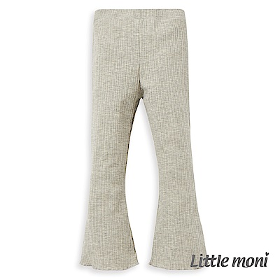Little moni 針織喇叭褲 (3色可選)